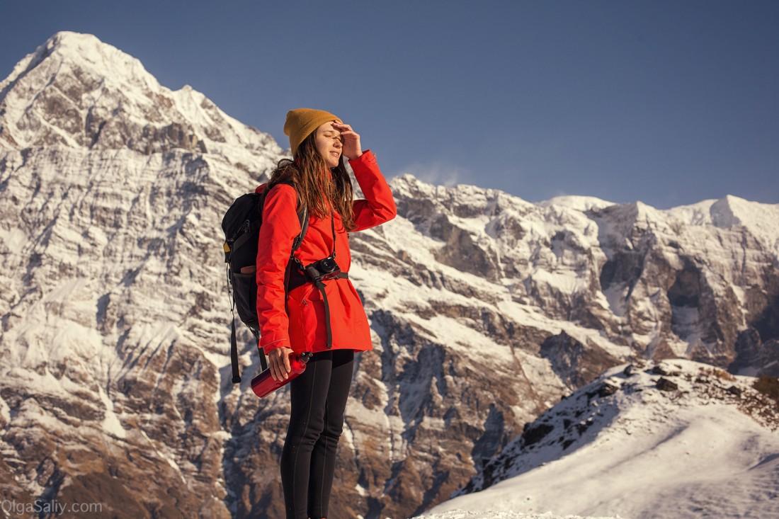 Марди Химал треккинг в Непале (10)