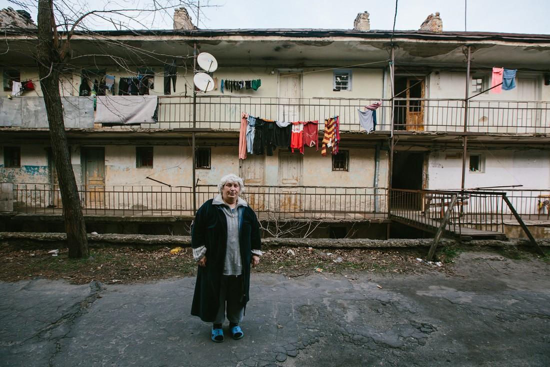 Жительница Чиатуры, Грузия