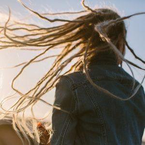 дреды на тонких волосах