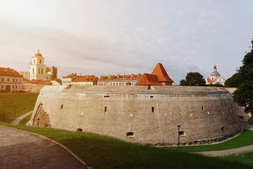 Вильнюс, бастион