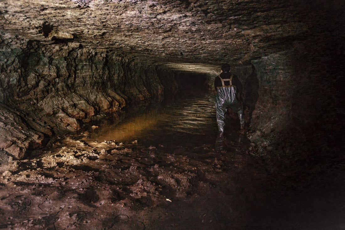 Заброшенные подземелья Таллина