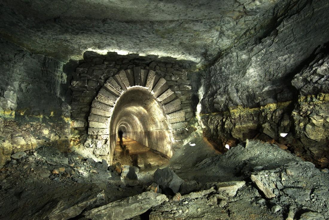 Заброшенные бункера в Таллине