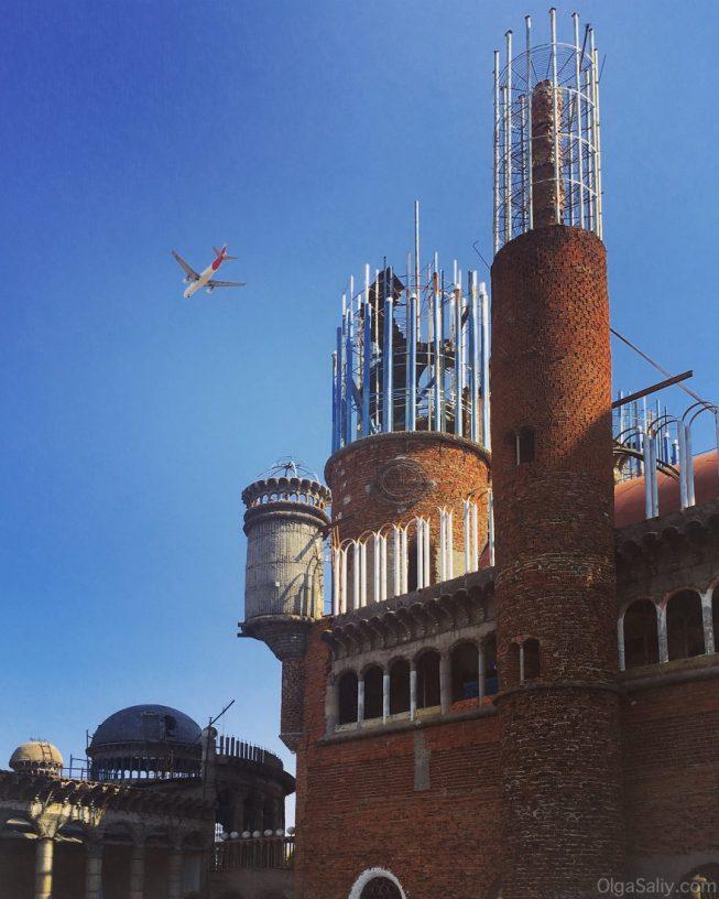 Недостроенный Собор возле Мадрида, интересные места! (14)