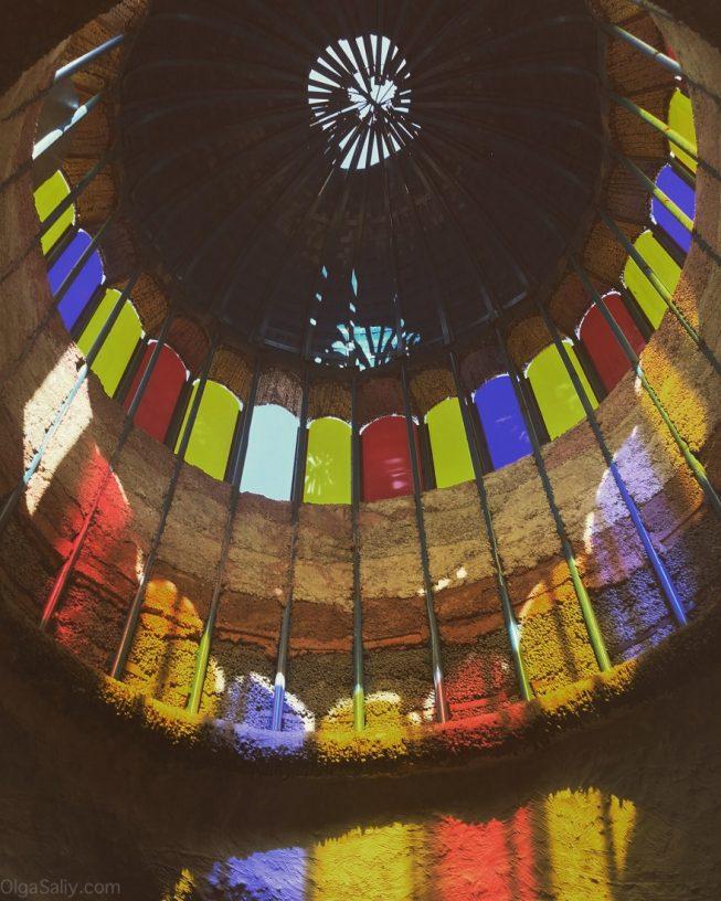 Недостроенный Собор возле Мадрида, интересные места! (13)