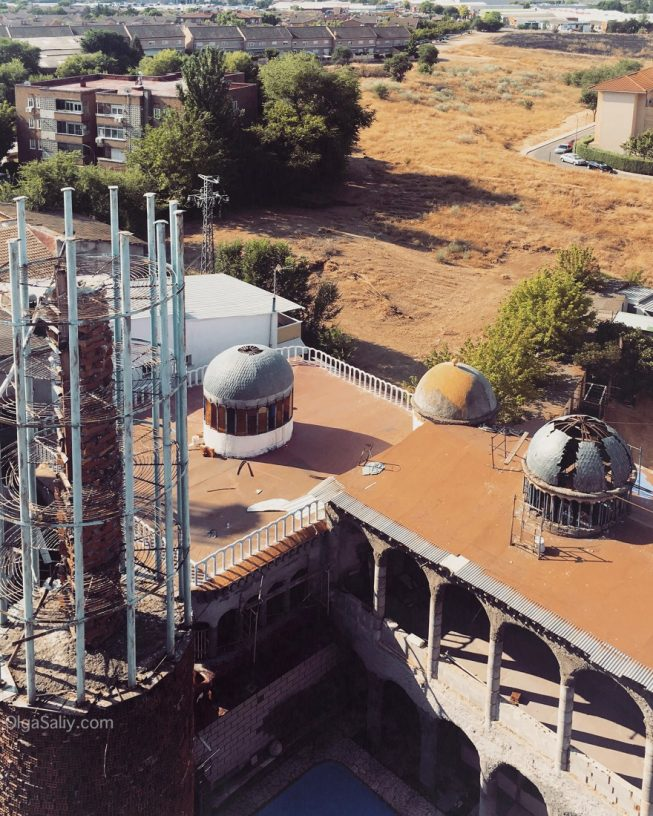 Недостроенный Собор возле Мадрида, интересные места! (8)