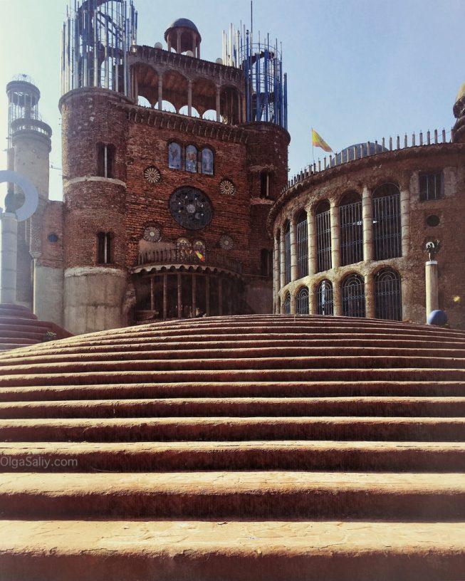 Недостроенный Собор возле Мадрида, интересные места! (7)