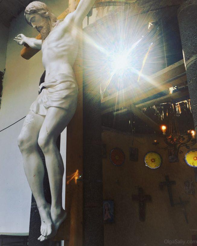 Недостроенный Собор возле Мадрида, интересные места! (6)