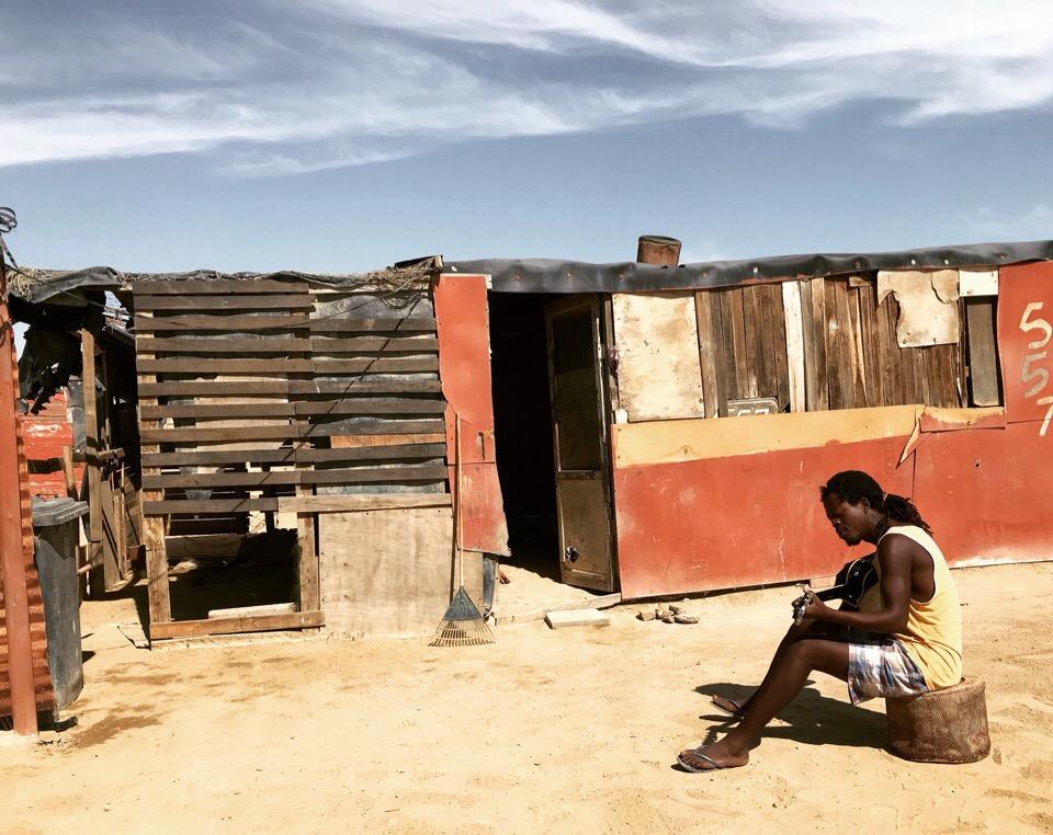Свакомпунд в Намибии