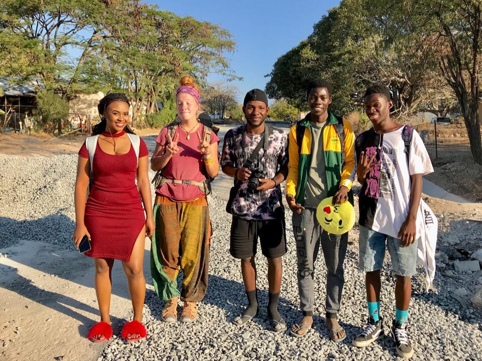 Африка, Намибия, население