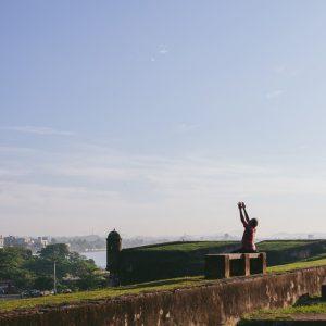 Путешествие по Шри-Ланке, Галле