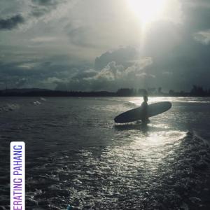 Серфинг в Малайзии