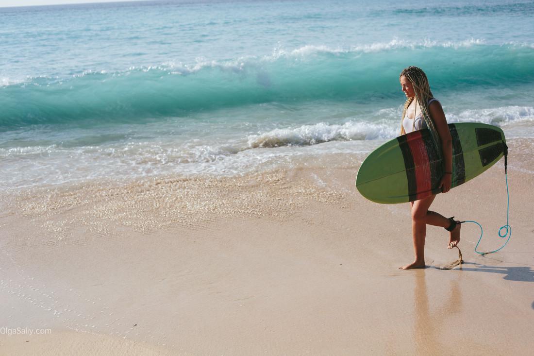Серфинг на Бали, где серфить