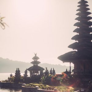 Pura Ulun Danu Bratan, Бали. Храм на горном озере (20)
