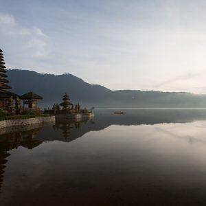 Pura Ulun Danu Bratan, Бали. Храм на горном озере (1)