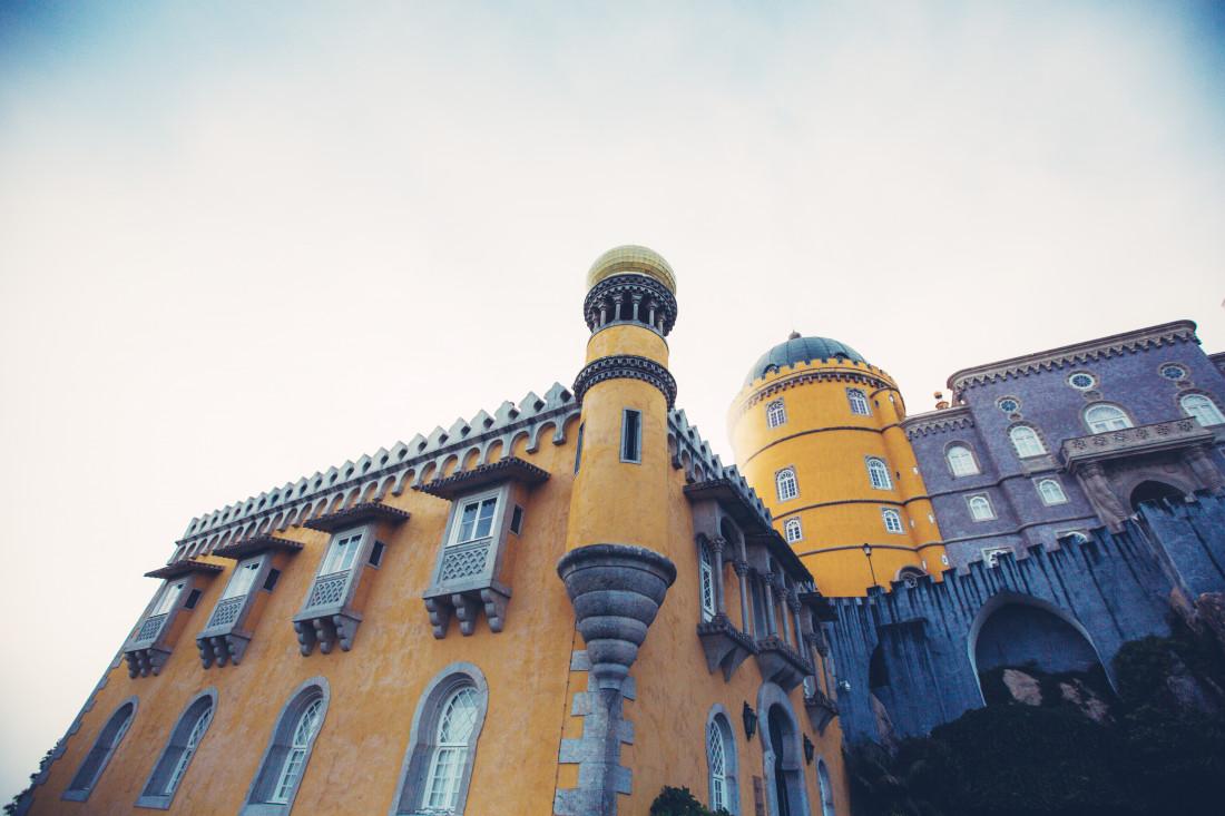 Дворец Пена как добраться
