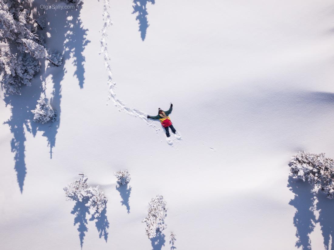Сноуборд в Шерегеше
