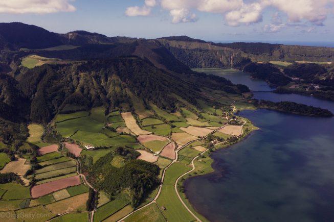 Азорские острова как поехать
