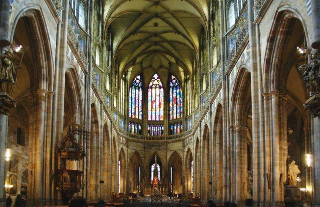 Костел святого Вита Прага