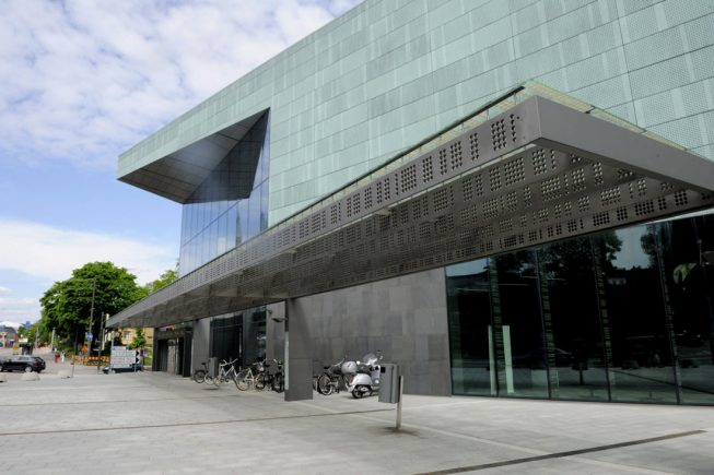 Дом музыки Хельсинки