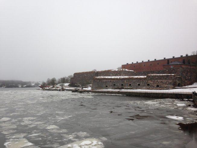 Крепость в Хельсинки