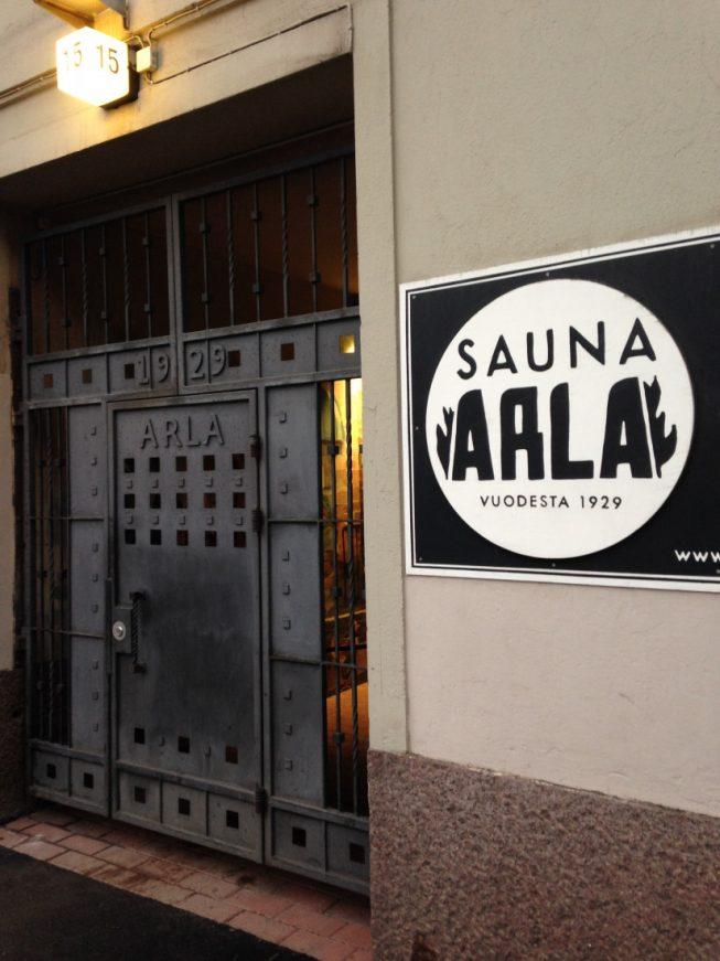 Сауны в Хельсинки