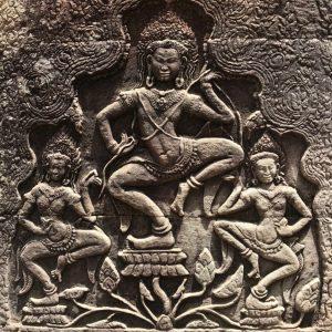 Ангкор-Тхом (Байон)