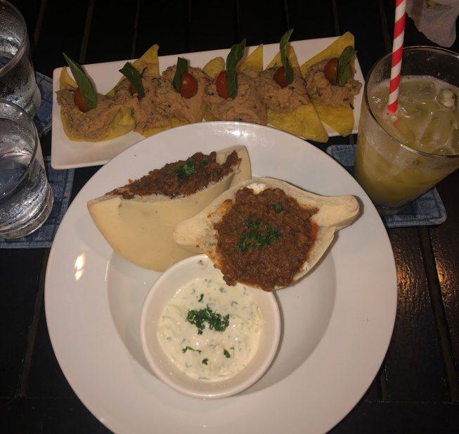 Блюда из кафе Friends (25$)