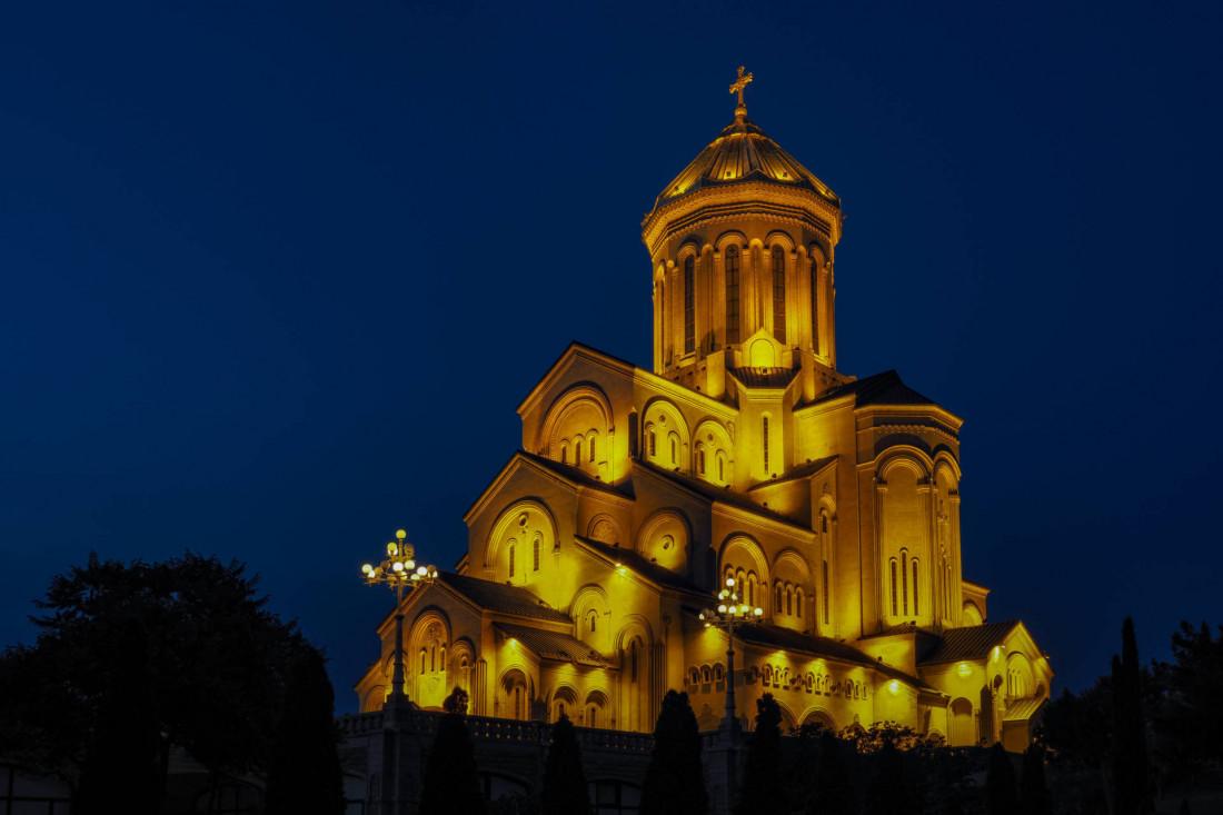 Храм Тбилиси