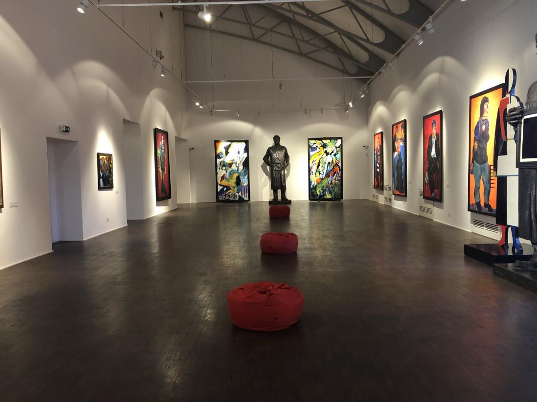 Момма музей в Тбилиси