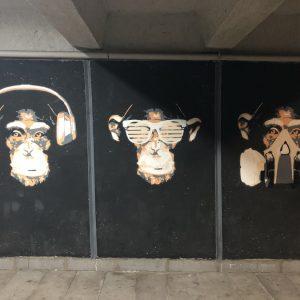 Граффити Тбилиси