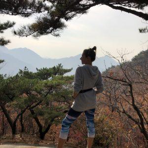 Трекинг в Сеуле