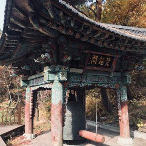 Треккинг в Корее