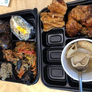 Tongin Market Сеул