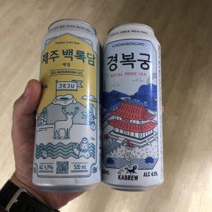 Крафтовое пиво в Сеуле