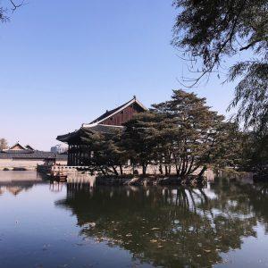Кёнбоккун (Gyeongbokgung Palace)