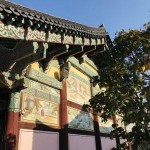 Буддийские храмы в Сеул. Что посмотреть (120)