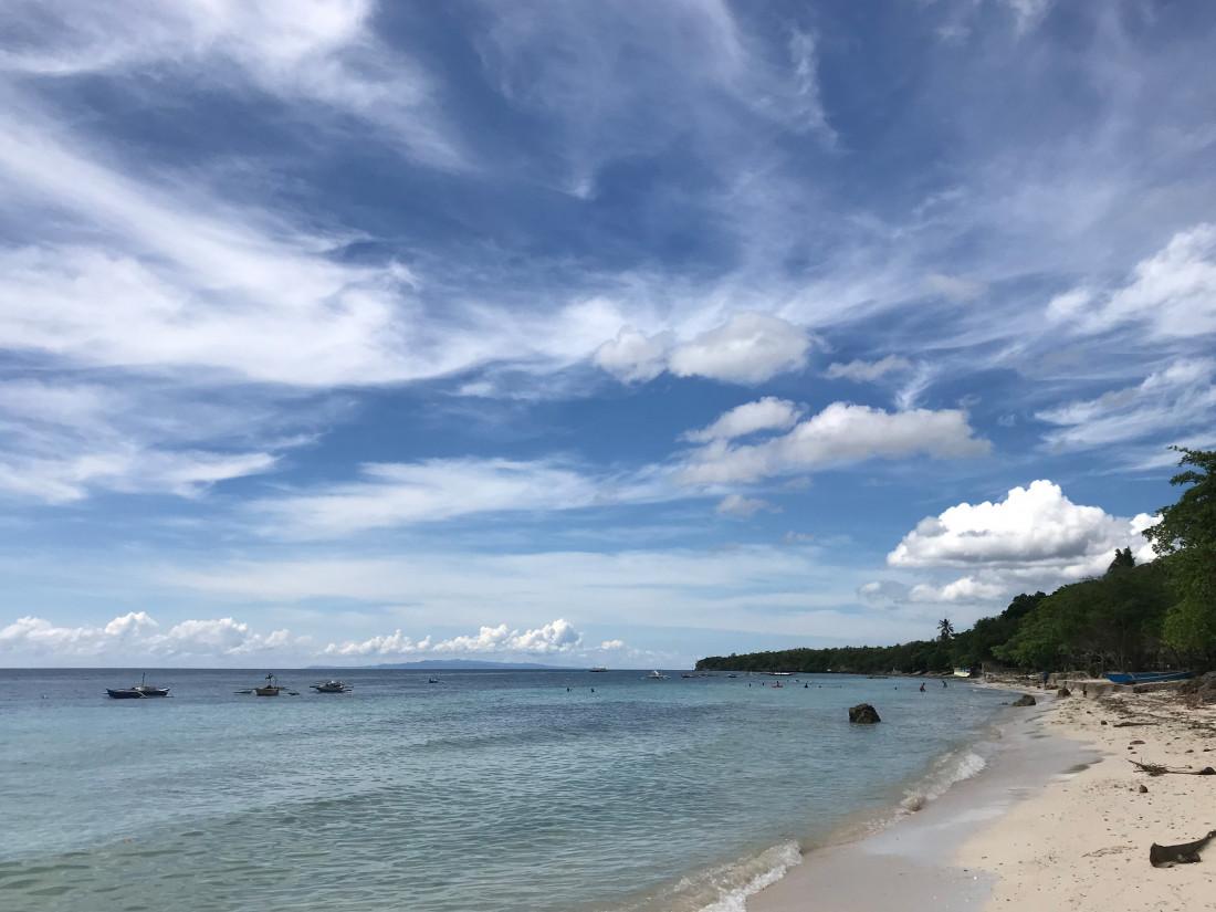 пляжи Филиппины