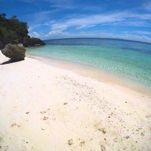 Секретный пляж Филиппины