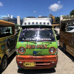 Общественный транспорт на Филиппинах