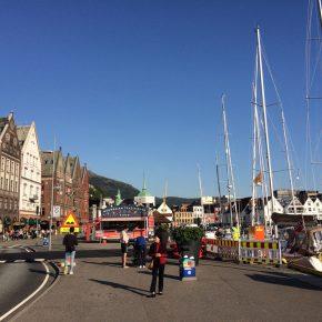 Берген, Норвегия, самостоятельное путешествие