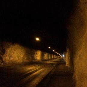 Туннель в Норвегии