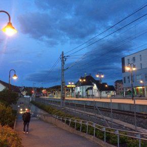 Вечерние прогулки по Осло