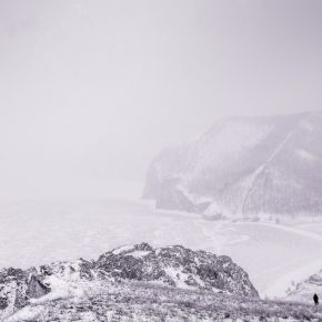 Путешествие по льду Байкала пешком самостоятельно (76)