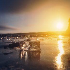 Путешествие по льду Байкала пешком самостоятельно (70)