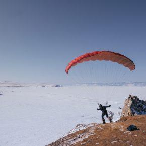 Путешествие по льду Байкала пешком самостоятельно (68)