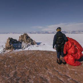 Путешествие по льду Байкала пешком самостоятельно (67)