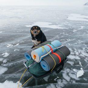 Путешествие по льду Байкала пешком самостоятельно (51)