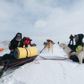Путешествие по льду Байкала пешком самостоятельно (47)