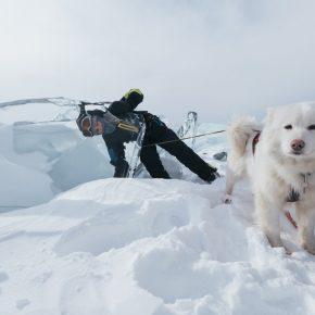 Путешествие по льду Байкала пешком самостоятельно (46)