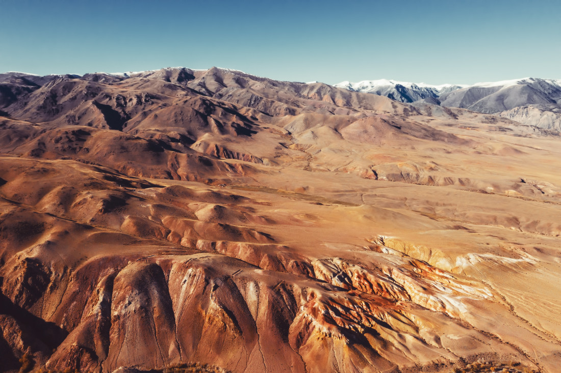 Марс в Горном Алтае